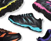 【防水 スニーカー】レディース・メンズ・シューズ・靴・婦人靴・ウォーキング・トレッキング・山・歩き・ブラック・黒・23.0/24.0/24.5/cm・カジュアル・婦人・歩きやすい・履きやすい・HEAD・ヘッド・メッシュ・通気性・防水設計・4時間・耐水・スニーカー