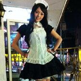 ボンボンメイド コスプレ メイド 衣装 アリス 大人用 ロリータ ハロウィン M〜2Lサイズあり 4点セット costume245