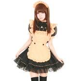 メイドコスチューム コスプレ メイド 衣装 アリス 大人用 ロリータ ハロウィン M〜2Lサイズあり 4点セット costume859 ハロウィン 衣装