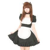 メイドコスチューム コスプレ メイド 衣装 アリス 大人用 ロリータ ハロウィン M〜2Lサイズあり 3点セット costume860 ハロウィン 衣装