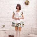カラフルトランプメイド コスプレ メイド 衣装 アリス 大人用 ロリータ S〜Lサイズあり 4色展開 3点セット costume843 衣装