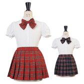 AKB風スクール少女 子供服 ワンピース ドレス フォーマル 結婚式 キッズ 発表会 コスプレ コスチューム メイド服