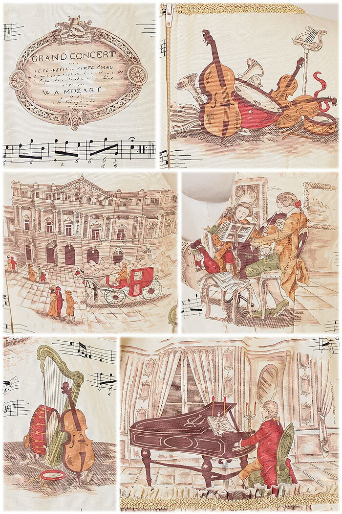モーツァルトジャンパースカートL589ゴスロリ♪ロリータ♪パンク♪コスプレ♪コスチューム♪メイド