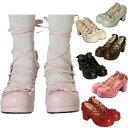 世界中の人に愛される人気のバレリーナパンプス ジュネ初登場 shoes170 ゴスロリ♪ロリータ♪...