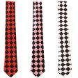 ネクタイ 全3色展開 tie211 ハロウィン 衣装