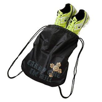 BM SOULS DrawString bag DrawString kinchaku case shoes shoes shoes bag Club