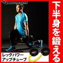 レッグパワーアップチューブ 【 BODYMAKER ボディメーカー 】 チューブ スポーツ トレーニ
