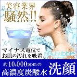店内全品ポイント10倍 CO2バブルウォッシュボウル プロ仕様の洗顔器 エステ級の美肌に 高濃度炭酸マイクロバブル洗顔 炭酸美容 業務用