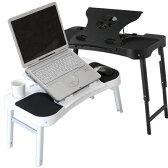 パソコンデスク 北欧 PCデスク ローテーブル 学習デスク ノートパソコンデスク パソコン机 折りたたみ式ミニテーブル ホワイト 白 ブラック 黒 おしゃれ パソコンラック パソコン台