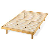 すのこベッド スノコベット 寝具 パイン天然木製家具 睡眠 子供部屋 キッズ家具 ナチュラル セミダブルサイズ 送料無料 L ikea i おしゃれ あす楽対応