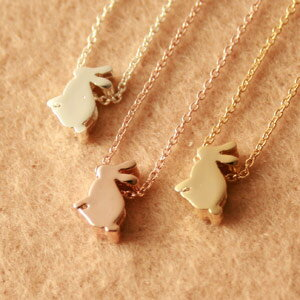 Cute rabbit (rabbit and rabbit and rabbit /rabbit) mini motifs ♪ ◆ Bonaventure (ボナバンチュール) レディースラビットモチーフネックレス pendant popularity the translated and! Yen reduction trial % off reviews posted in gifts
