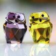 スワロフスキー 置物[Swarovski] 美しい鳥達 In Love Victor & Victoria #swv5136527