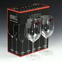 リーデル ワイングラス Riedel ヴェリタス カベルネ-メルロー・ペアセット #rdl6449-0pの写真