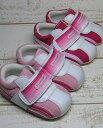 【NAJ-OLEARI イタリア】☆ピンクで可愛らしさバッチリ♪キュートお靴♪ファーストシューズ☆【ベビー&キッズ服】