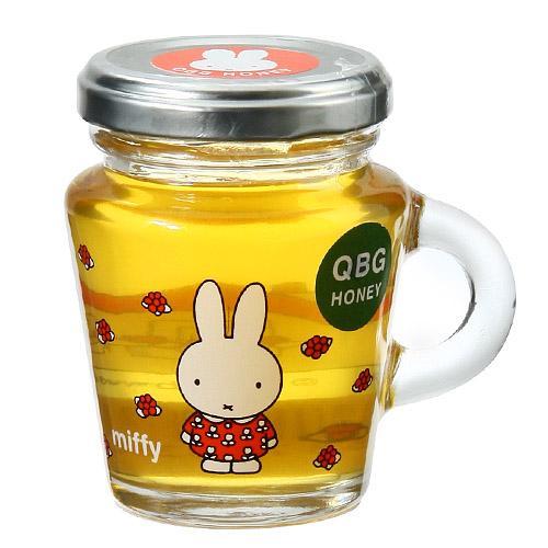 ミッフィー はちみつクインビーガーデン カナダ産蜂蜜