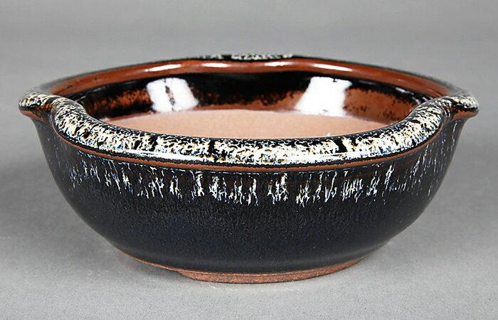 小石原焼海鼠釉丸鉢