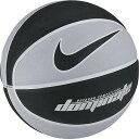 NIKE(ナイキ)バスケットボール5号球(ブラック×シルバーグレー×ホワイト)[BB0359-043]【バスケットボール用品】バスケットボール 5号