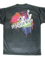ASICS(アシックス) Tシャツ(ブラック×ホワイト)[XB602L-90B] 【バスケットボール】バスケットボールウェア 半袖Tシャツ プラクティス シャツの画像