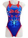 ショッピングSuperfly ARENA(アリーナ) レディース 練習水着 スーパーフライバック BISHAMON タフスーツ(トリコロール)[FSA-0619W(TRC)]【水泳 水着】 練習用水着 女性用 スイムウェアタフスーツ ミディアムカット