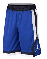 NIKE(ナイキ) ジョーダン バスケットボール ショーツ(ロイヤル×ホワイト)[924562-407] 【バスケットボール】バスケットボールパンツ バスパン プラクティスパンツ プラパン バスケットショーツ プラクティスショーツの画像