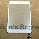 《送料無料》【タッチパネルアッセンブリー】【Digitizer Touch Screen with IC Connector Home Flex Assembly】 for iPad mini 第2世..