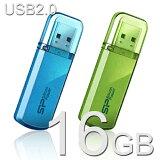USB��� 16GB Herios 101 USB2.0������̵��/����ءۥ��ꥳ��ѥ SP016GBUF2101V1USB�ե�å��塡USB���ꡡUSB�ե�å�����