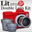BOZART Lit+ Double Lens Kitボンザート リトプラス ダブルレンズキットTOY CAMERA トイカメラ トイデジ トイデジカメ 女子カメラ キッズカメラ