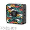 FOXSHOT フォックスショット貼り付け可能 小型カメラ