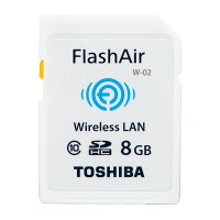 SD-R008GR7AL01TOSHIBA8GBFlashAir無線LAN搭載SDHCカード【メール便/送料無料】東芝Class10海外リテール海外パッケージ品8GBSDHCCLASS10eye-fiにも負けないトイデジcanoneosmキャノンニコンミラーレス
