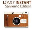 チェキ のフィルムが使える LOMO' INSTANT SANREMO Edition LOMOGRAPHYインスタントフィルム 専用カメラ INSTAX MINI ロモグラフィー トイカメラ TOY CAMERA クリスマスプレゼント