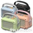Macchiato マキアート FMラジオチューナー内蔵Bluetoothスピーカー