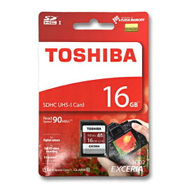 SD������16GB���16����SDHC���饹10UHS-1TOSHIBATHN-N302R0160A490MB/s