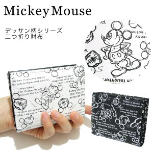 ミッキーマウス ファスナー ディズニー モノクロ ネコポス