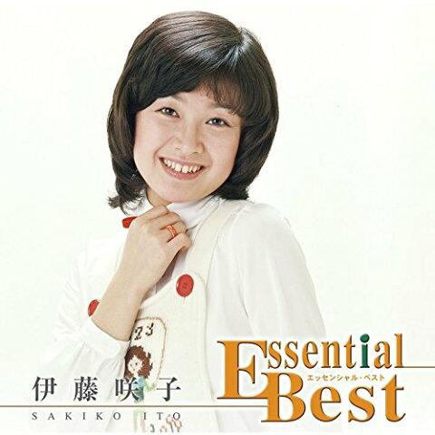 エッセンシャル・ベスト 1200 伊藤咲子 [ 伊藤咲子 ]