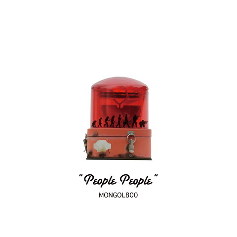 People People [ MONGOL800 ]