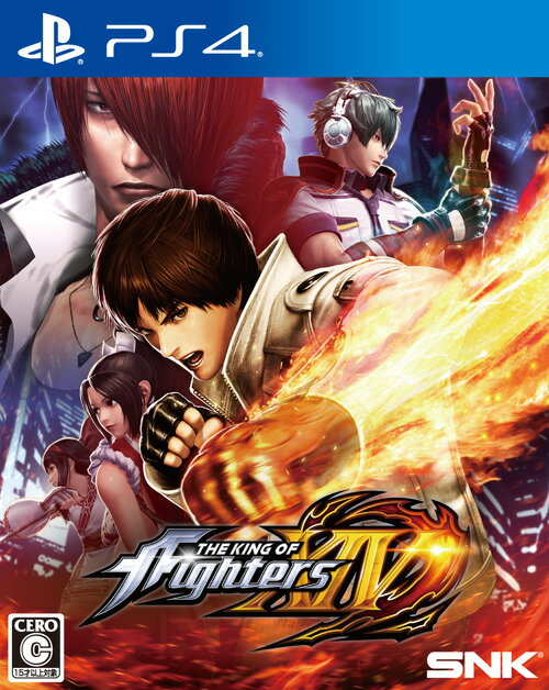 【予約】THE KING OF FIGHTERS XIV