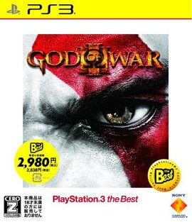 GOD OF WAR 3 PlayStation 3 the Best
