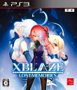 XBLAZE LOST:MEMORIES PS3��
