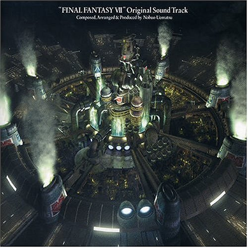 FINAL FANTASY 7 ORIGINAL SOUNDTRACK [ (ゲーム・ミュ…...:book:11642673