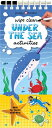 Wipe Clean Activities: Under the Sea: With Fin-Tastic Stickers! WIPE CLEAN ACTIVITIES UNDER TH (Wipe Clean Activity Books)