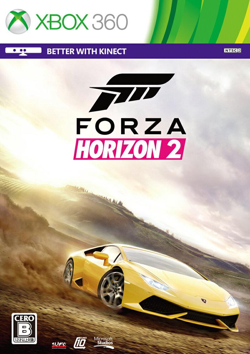 Forza Horizon 2 Xbox360版