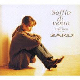 Soffio di vento?Best of IZUMI SAKAI Selection?(DVD付き) [ <strong>ZARD</strong> ]