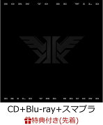 【先着特典】BORN TO BE WILD (CD+Blu-ray+スマプラ) (B2ポスターカレンダー付き)
