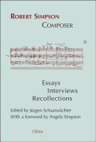 robert simpson undersize robert simpson composer essays interviews recollections a commons