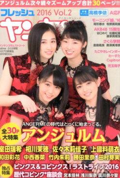 フレッシュヤンヤン(2016 vol.2) アンジュルム モーニング娘。'16 AKB48 さくら学院 (アニカンRシリーズ)