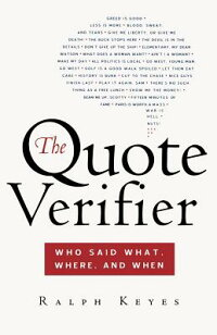 The_Quote_Verifier��_Who_Said_W