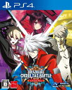 BLAZBLUE CROSS TAG BATTLE Limited Box PS4版