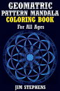 Geometric Pattern Mandala Coloring Book: For All Ages
