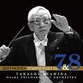 ベートーヴェン:交響曲第7番&第8番