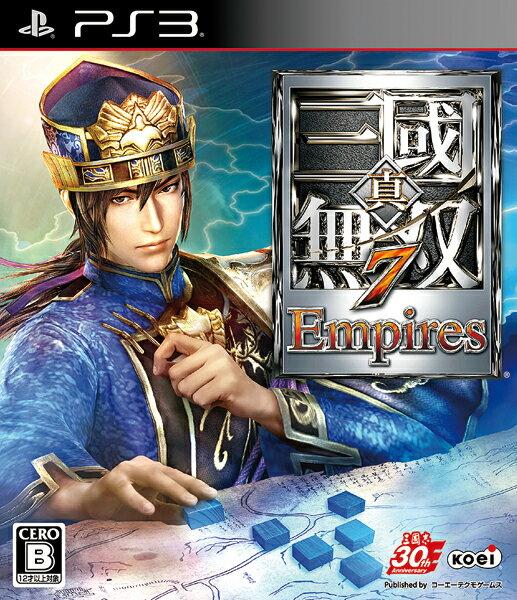 【予約】真・三國無双7 Empires PS3版